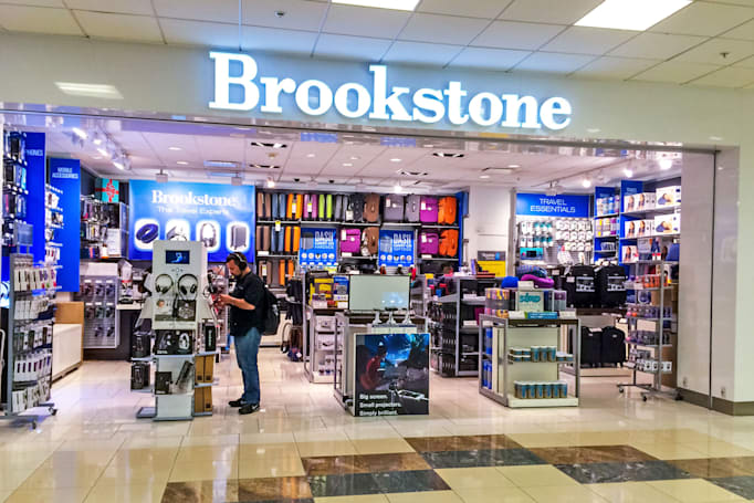 Brookstone declares bankruptcy after more than 40 years of business