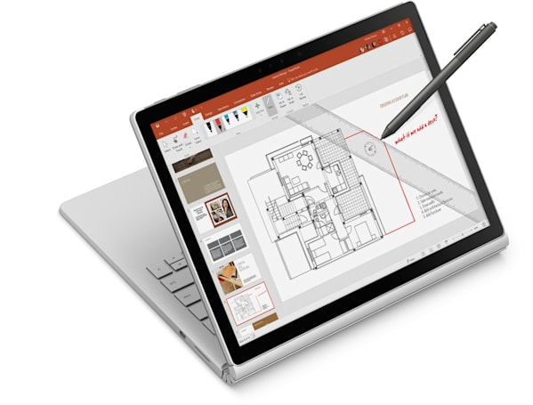 How Microsoft embraced 'messy' creativity with Windows Ink