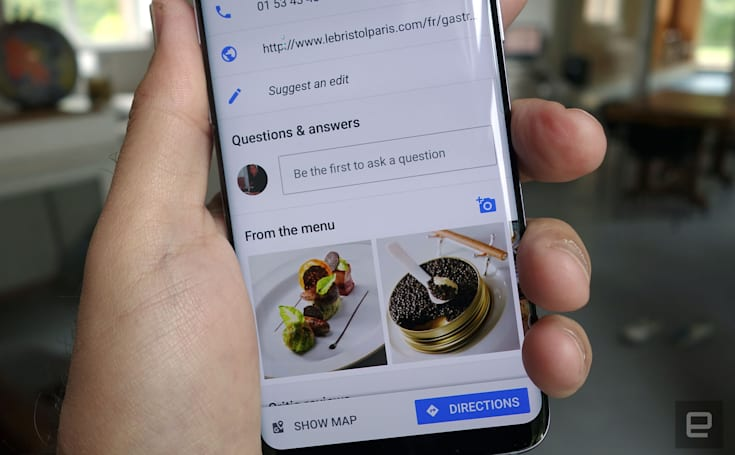 Google Maps Q&A feature taps into local expertise