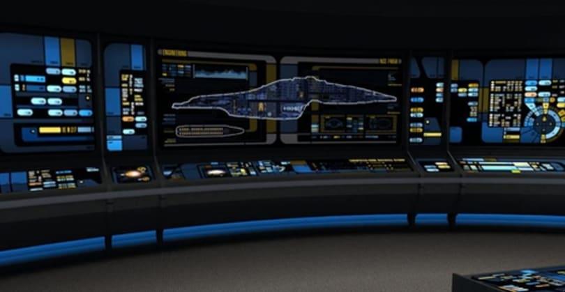 Star Trek Online explains the Voyager MSD redesign