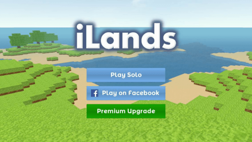 iLands is a decent substitute sandbox game