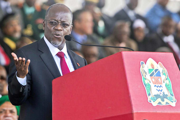 Tanzania charges man with 'insulting' its leader on WhatsApp