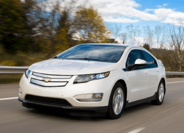 GM reportedly working on a lower-cost Chevy Volt