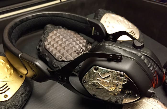 V-Moda's 3D-printed headphones can cost you up to $40,000