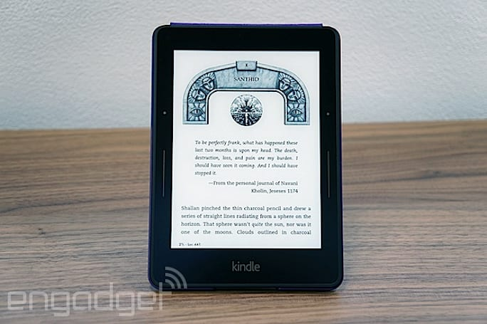 Amazon Kindle Voyage 動手玩:閱讀器中的 Rolls-Royce