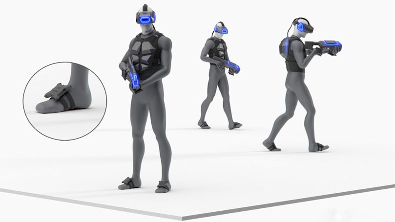 Multiplayer VR is about to look much more realistic