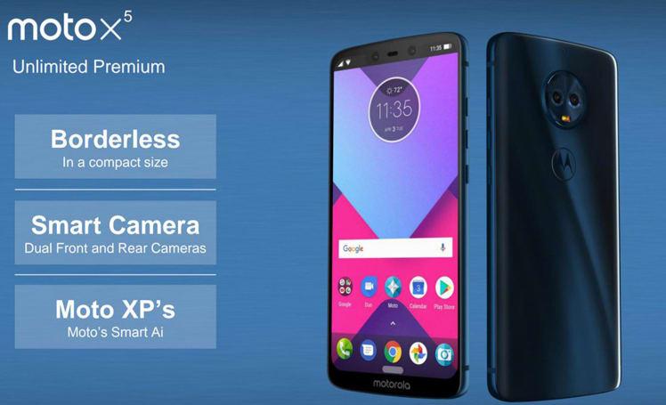 Motorola 的 2018 產品線似乎也梳了個 iPhone X 瀏海
