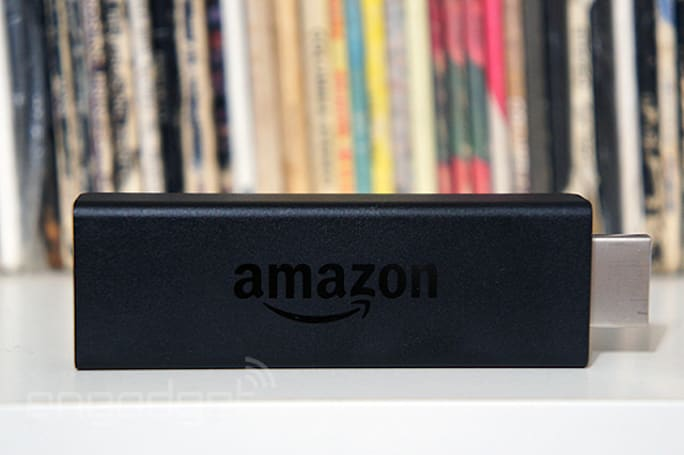 Amazon's Fire TV Stick arrives in the UK next month for £35