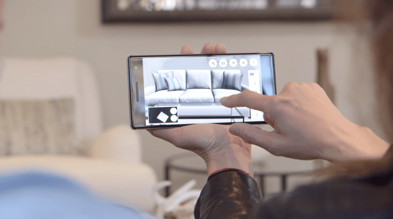 Pottery Barn's AR app will preview your future furniture