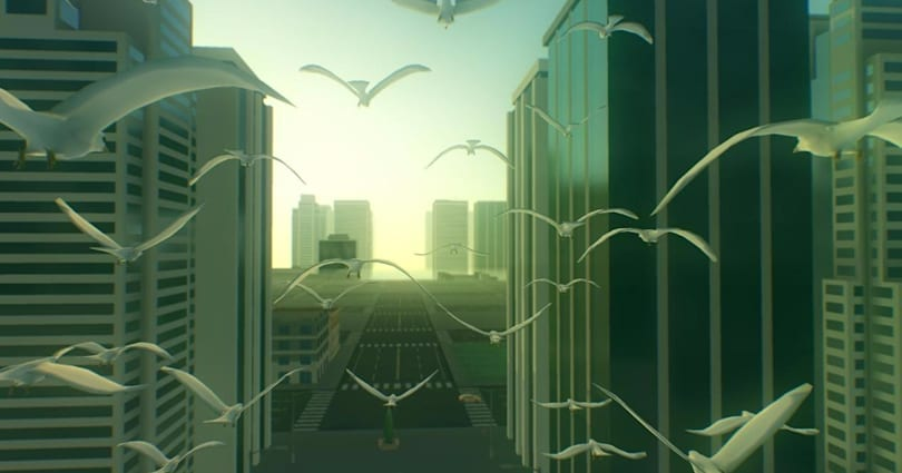 A video game trailer is eligible to be nominated for an Academy Award
