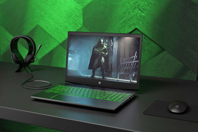 HP's latest Pavilion PCs are built for gamers on a budget