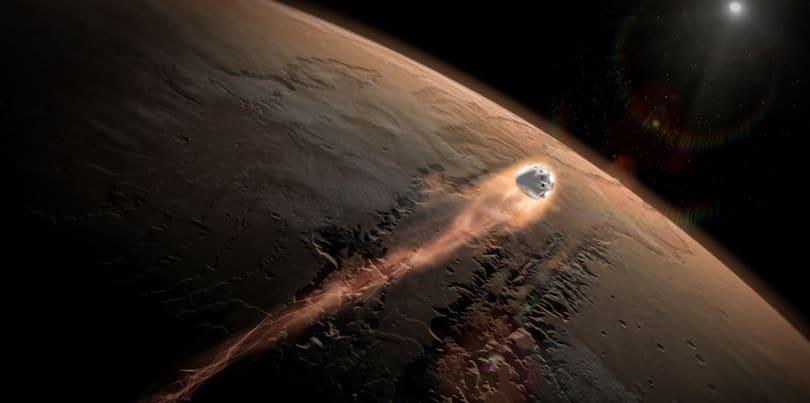 五岁男童问皇家邮政寄信去火星要多少钱,对方从 NASA 获得答案