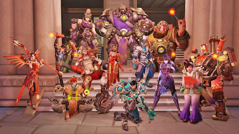 Blizzard is trying to patent 'Overwatch' highlight replays