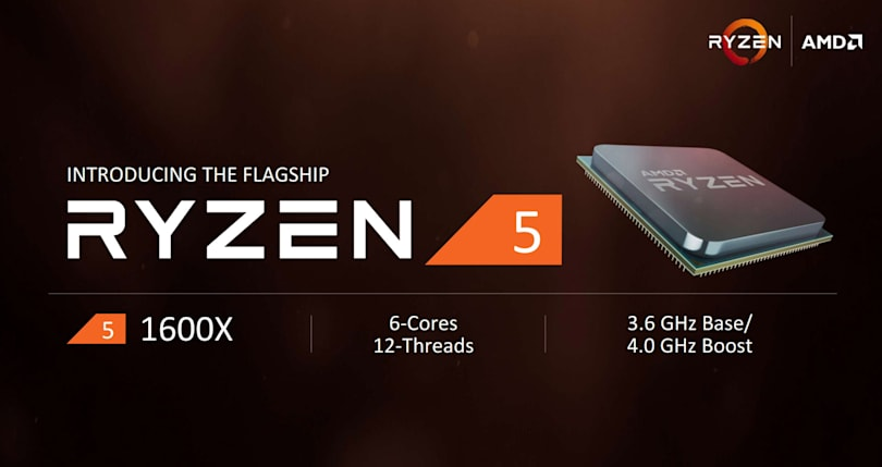 AMD claims its Ryzen 5 is better value than Intel's Core i5
