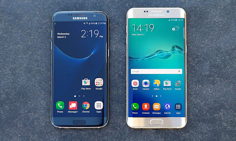 The best Galaxy S6 and S7 trade-in deals