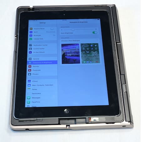 A second look at the Dock-It Pro iPad keyboard case ... and a giveaway