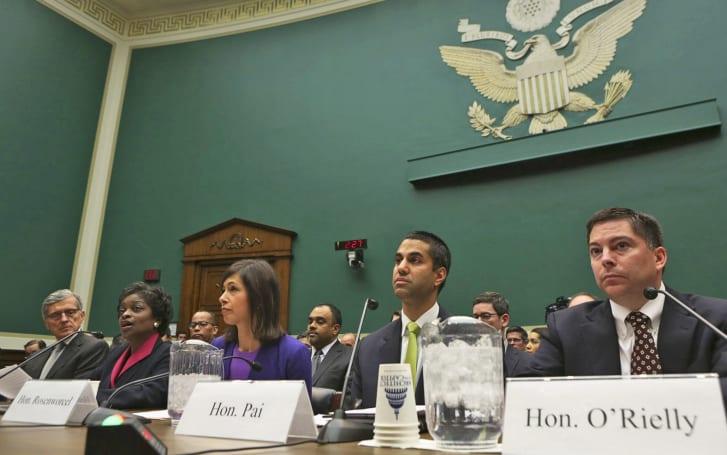 FCC Republicans promise to limit net neutrality when 'possible'