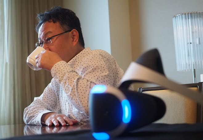 An intimate chat with Sony PlayStation's Shuhei Yoshida