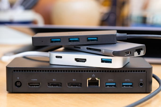The Best USB-C Hubs and Docks: Reviews by Wirecutter | A New York