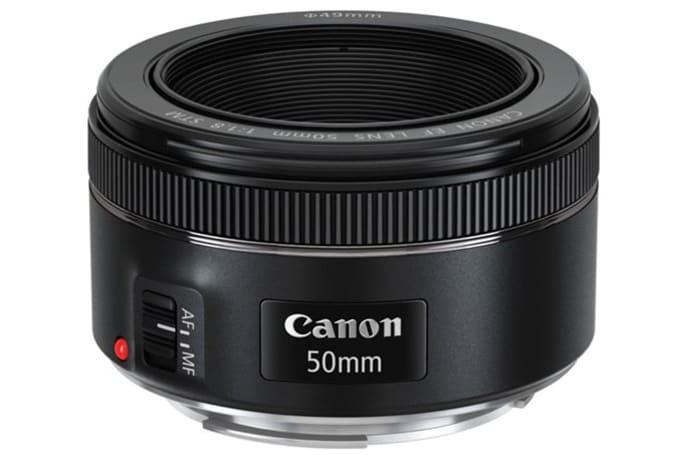 Canon 平價定焦大光圈鏡頭更新:EF 50mm f/1.8 STM 登場