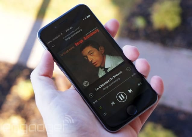 Spotify reportedly earns musicians more cash than iTunes in Europe