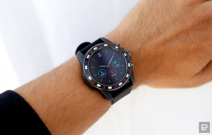 Qualcomm's new chipset gives smartwatches new personalities