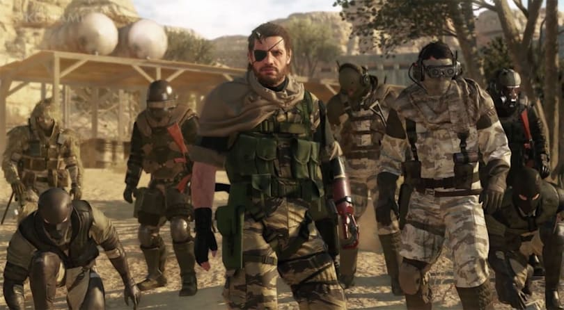 Playdate: Giving away Snake's watch with 'Metal Gear Online'