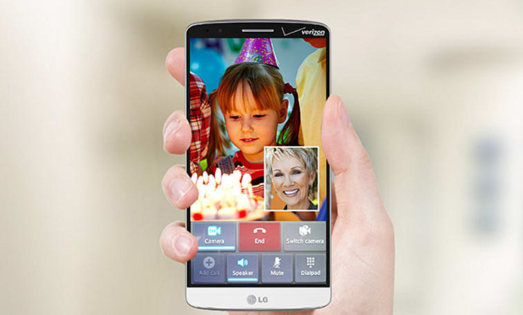 Verizon's HD voice and video chat only works on two phones (for now)