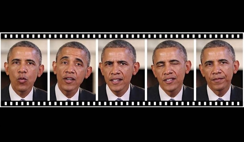 Researchers make a surprisingly smooth artificial video of Obama