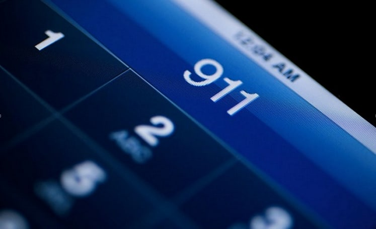 90 percent of 911 calls made in Washington, DC lacked accurate location info