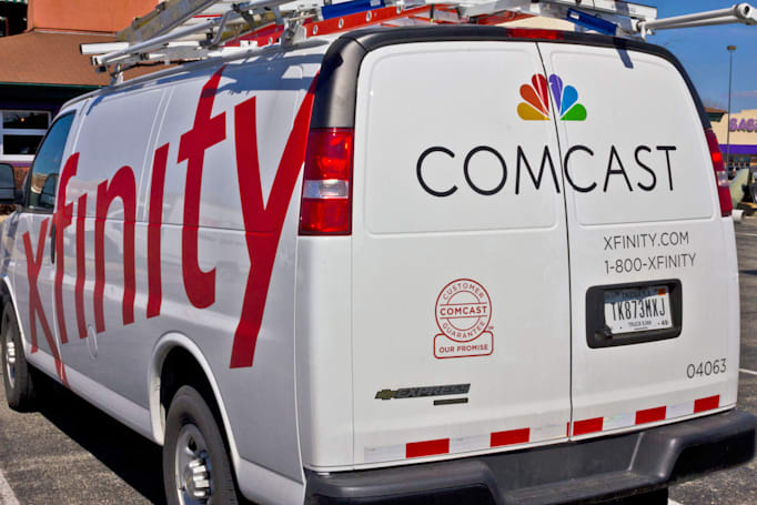 Comcast's Xfinity app will be available on Sony smart TVs in 2018