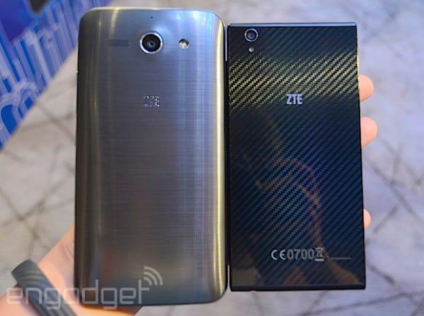 ZTE 在香港推出兩部低階手機 - Blade Vec 4G 及 Grand S II LTE