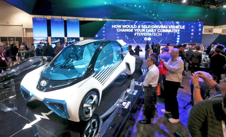 丰田打算在 2020 年代初期推出超过十款电动车