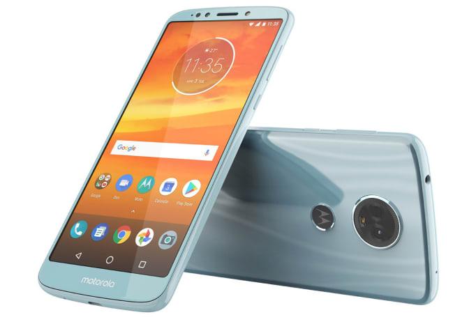 Motorola 的 E5 Plus 可能會換上更大的螢幕和更輕巧的機身