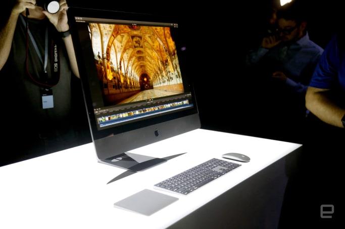 iMac Pro 或將擁有 Siri 語音控制的功能?