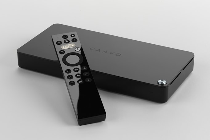 Caavo's universal streaming remote packs machine vision for $100