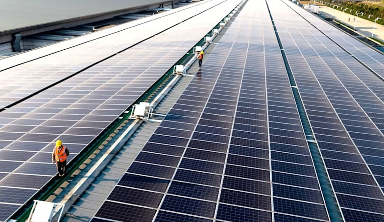 Apple announces $300 million fund for clean energy in China