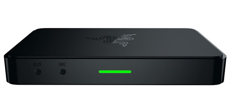 Razer made a game capture card designed for livestreaming