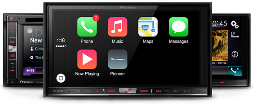 Apple CarPlay coming to Pioneer's in-dash systems this summer