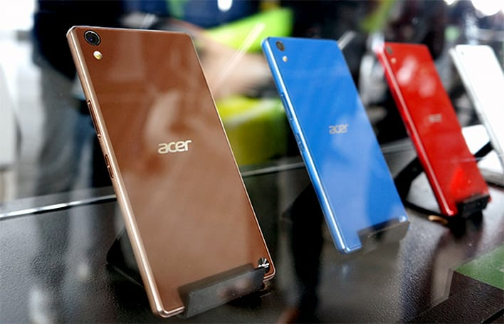 Acer's Liquid X2 smartphone is another globetrotter's dream