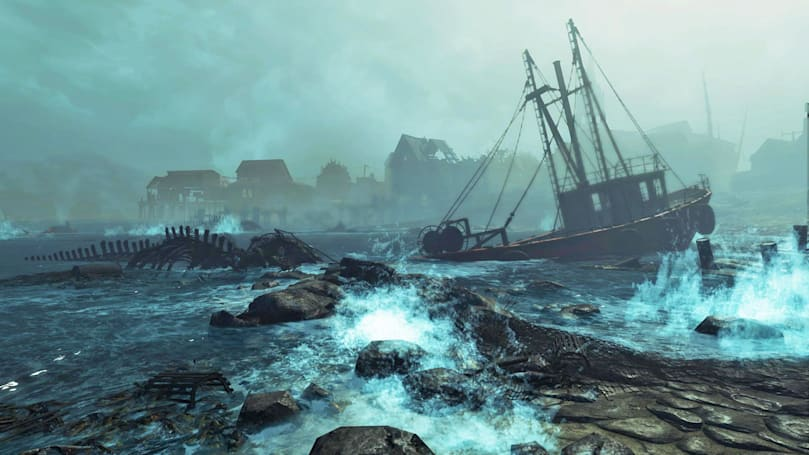 Explore the depths of Far Harbor in 'Fallout 4's latest DLC