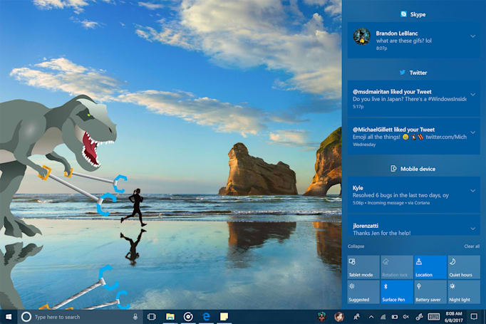 Windows 10 preview shows big changes are coming