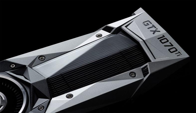 NVIDIA's GeForce GTX 1070 Ti battles AMD's latest video cards