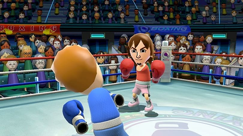Wii Sports Club boxed copies join Team USA in July