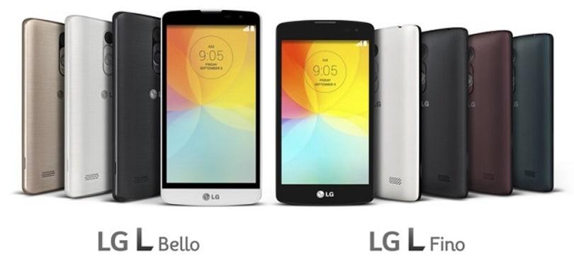 LG G3 再使出分身大法,变出 L Bello 和 L Fino