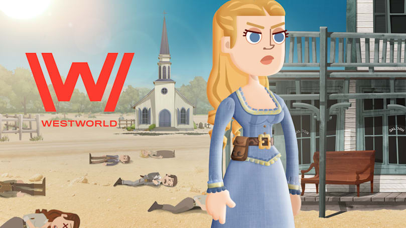 Bethesda lawsuit claims 'Westworld' game is 'Fallout Shelter' rip-off