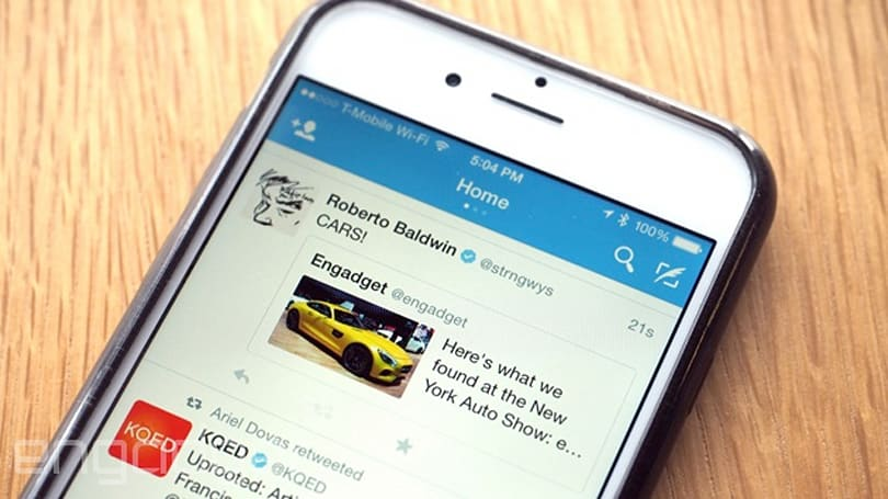 Twitter finally quotes tweets without wasting text