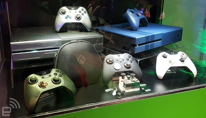 Xbox 遊戲盛典 2015 開催,四款特別版主機和遊戲製作人現身香港