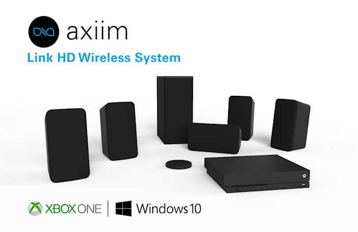 Axiim launches the first wireless audio transmitter for Xbox