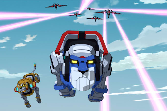What's on TV: 'Voltron,' 'Sharknado 5' and 'Wet Hot American Summer'